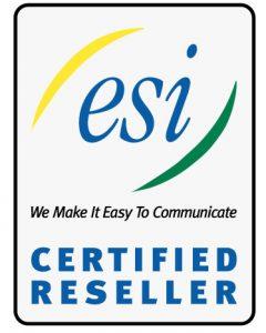 ESI Certified Reseller